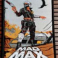 Mad Max woven patch