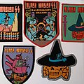 Black Magick SS Woven Patches