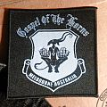Gospel of the Horns Woven Patch