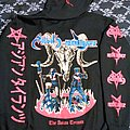Sabbat / Metalucifer Zippered Hoodie