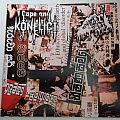 Reek Of The Unzen Gas Fumes - Tape / Vinyl / CD / Recording etc - Konflict / ROTUGF ‎– Conflict Is Control / Poisonous Gas Thrower Of Jigoku...