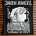 Iron Angel woven patch