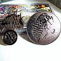 Reek Of The Unzen Gas Fumes - Pin / Badge - ROTUGF Metal Pins