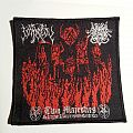 Surrender of Divinity / Impiety - Two Majesties Split Woven Patch
