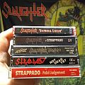 Slaughter / Strappado tapes