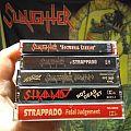 Slaughter / Strappado tapes Tape / Vinyl / CD / Recording etc