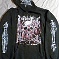 Inquisition hoodie Hooded Top