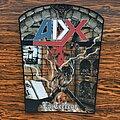 ADX - Patch - ADX - La Terreur Woven Back Patch