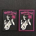 Motörhead - Patch - Motorhead - Live in Toronto Fan-Made Woven Patch