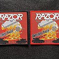 Razor - Patch - Official Razor Woven Patches