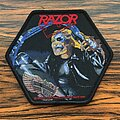 Razor - Patch - Razor - Evil Invaders Official Woven Patch