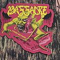Massacre - Patch - Massacre laser cut woven patch