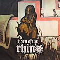 Horn Of The Rhino - Patch - Horn of the Rhino Official Woven Patch