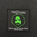 The 3Tards - Patch - The 3Tards Official Charles Manson Woven Patch