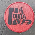 Cobra Records Woven Patch