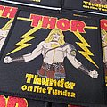 Thor - Thunder on the Tundra Official Woven patch