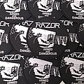 Razor - Patch - Razor - Armed and Dangerous Official Woven Patch