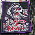 Fluids Of Death - Patch - Fluids of Death Woven Patch