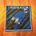 Insomnium - Patch - Insomnium Woven Patch