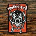 Motörhead - Patch - Motorhead Woven Patch