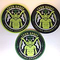 Iron Angel - Hellish Crossfire Official Woven Patch