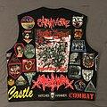 Carnivore - Battle Jacket - Black Denim Battle Jacket