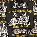 Official Grand Belial's Key Woven Patch