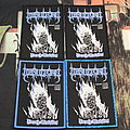 Desultory Fan Made Woven Patches