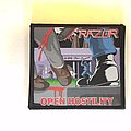 Razor - Patch - Razor - Open Hostility Official Woven Patch