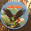 Budgie - Patch - Budgie - NTYBOAF - Fan Made Woven Patch