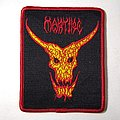 Martire Embroidered Patch