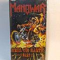 Manowar - Tape / Vinyl / CD / Recording etc - Japanese Manowar VHS