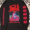 Death - TShirt or Longsleeve - Death - Scream Bloody Gore Longsleeve