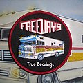 Freeways - True Bearing Official Woven Patch