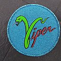 Viper Records Woven Patch