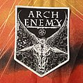 Arch Enemy - Patch - Arch Enemy Woven Patch