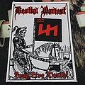Bestial Warlust - Patch - Bestial Warlust Woven Back Patch