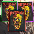 Necrophagia - Patch - Official Necrophagia Woven Patch