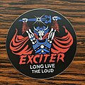 Exciter - Other Collectable - Exciter Stickers