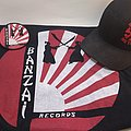 Banzai Records Speed Metal Pack  Patch