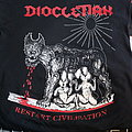 Diocletian - TShirt or Longsleeve - Diocletian Tour Shirt