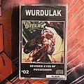 Wurdulak - Tape / Vinyl / CD / Recording etc - Severed Eyes of Possession Bootleg Cassette