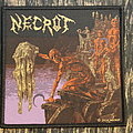 Necrot - Patch - Necrot Woven Patch