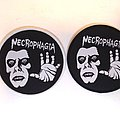 Necrophagia - Exorcist Official Woven Patch