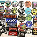 Rainbow - Patch - Distro woven patches