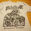 Nihilist - TShirt or Longsleeve - Nihilist - Premature Autopsy (T-shirt)
