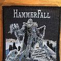 HammerFall - Patch - Hammerfall woven patch Chapter V Unbent, Unbound, Unbroken