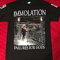 Failures for Gods Official  TShirt or Longsleeve