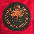 Underground Resistance Circle Patch