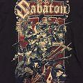 Sabaton The Last Tour  TShirt or Longsleeve